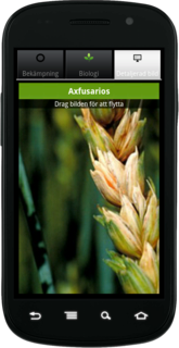 Plant protection info for Android